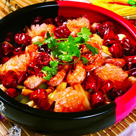 營養麻辣香鍋菜