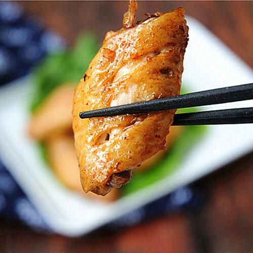 美味砂锅版蚝油鸡翅