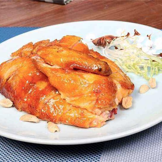 家常醬油焗雞