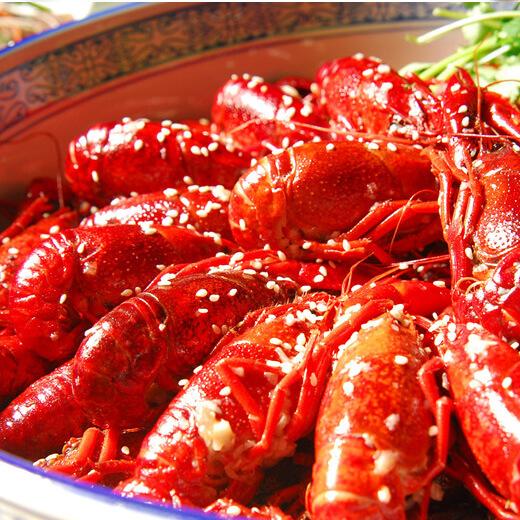 特色合肥香辣小龙虾