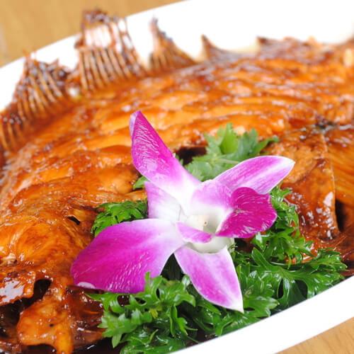 下飯的剁辣椒燜魚干