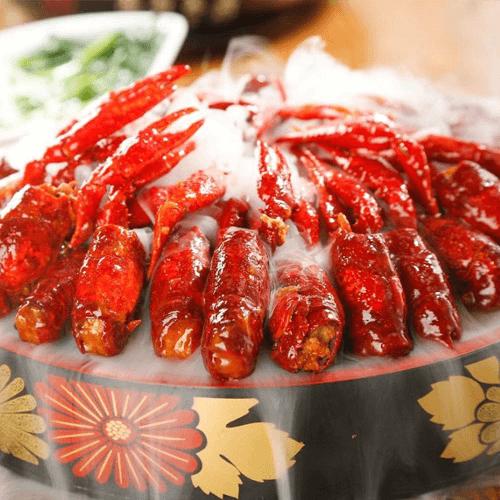 小龙虾加盟