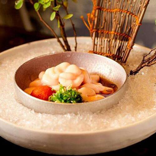 清淡簡單的日式白子鍋