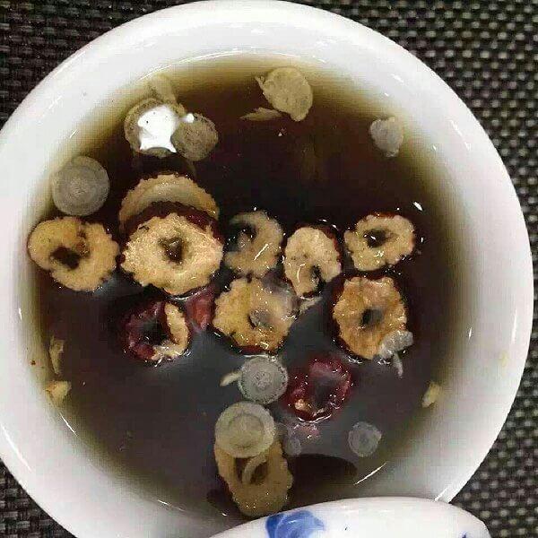 秘制黑糖姜茶