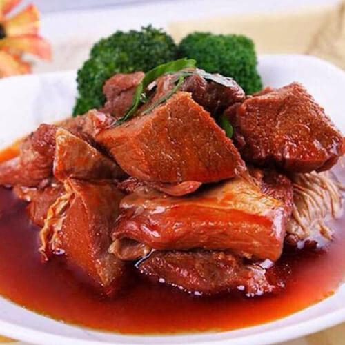 美味紅燒牛肉的家常做法