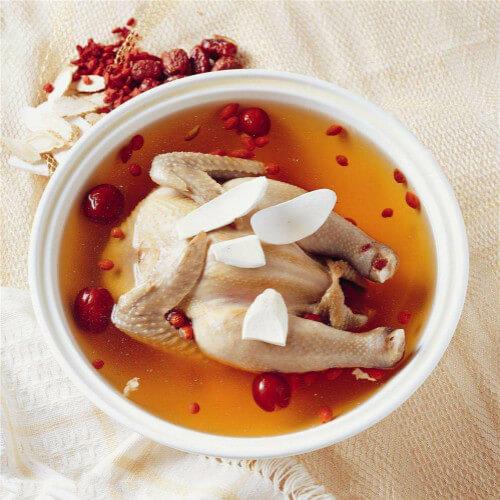 最爱的清炖鸡汤的做法