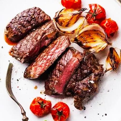 美味西餐煎牛肉的做法