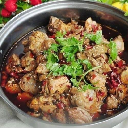 超簡單的清湯火鍋雞的做法