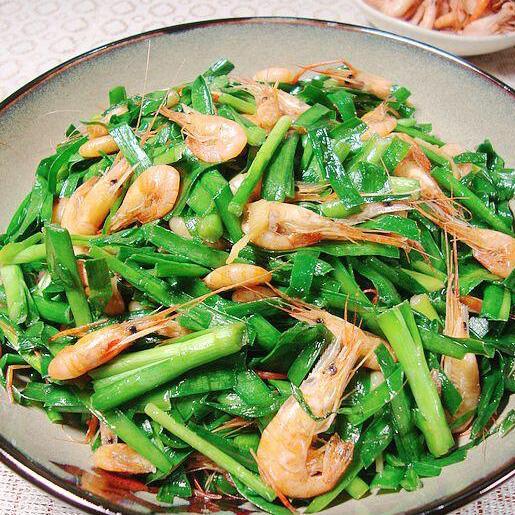 清淡的韭菜炒玉米