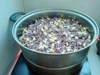 营养双谷紫米饭的做法图解六