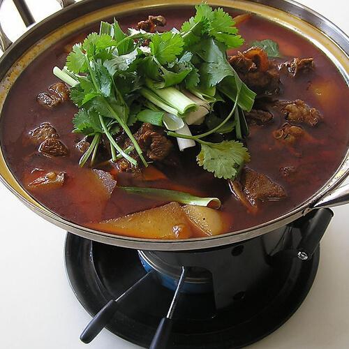 好吃的羊肉火锅做法