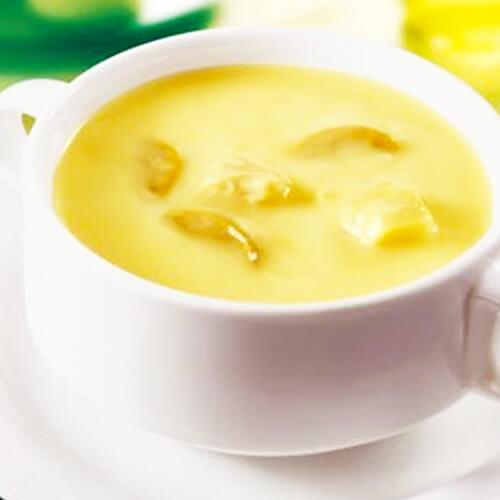 香浓的猪肉蘑菇汤的做法