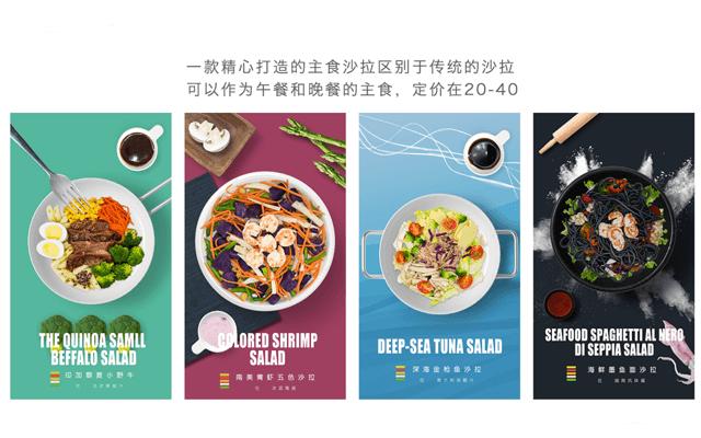 莎啦啦健康餐品牌介绍图3