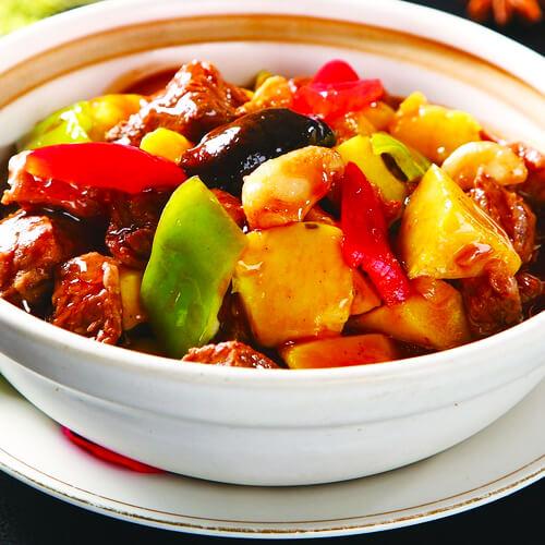 好吃的砂锅土豆牛肉的做法
