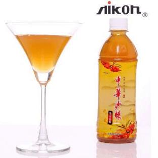 中华沙棘果汁饮品图1