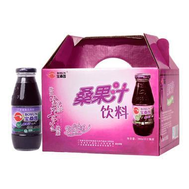 宝桑园桑果汁饮品