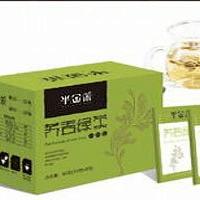 半金茶花茶饮品图1