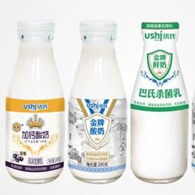优氏鲜奶饮品