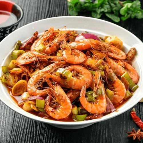 香辣虾品牌排行榜