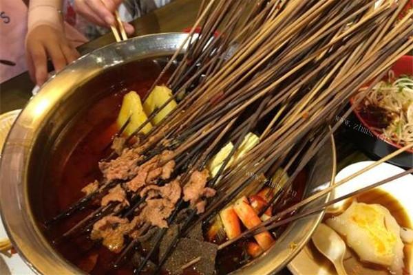 老陶串串香加盟流程