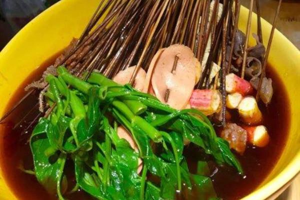 冷鍋串串香加盟條件