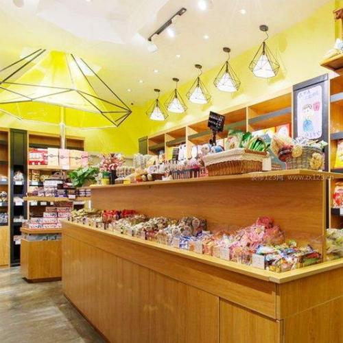 零食店品牌排行榜