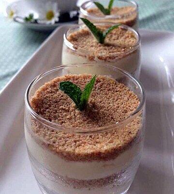 简单的美味-木糠杯