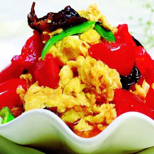 美美厨房之西红柿炒鸡蛋