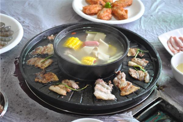 韩川族火锅加盟支持