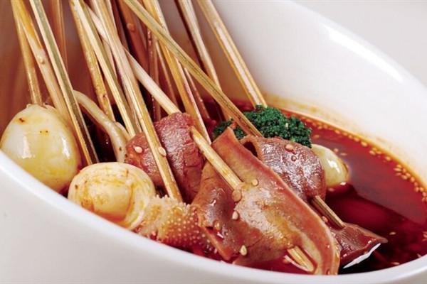箸道串串香火锅加盟条件