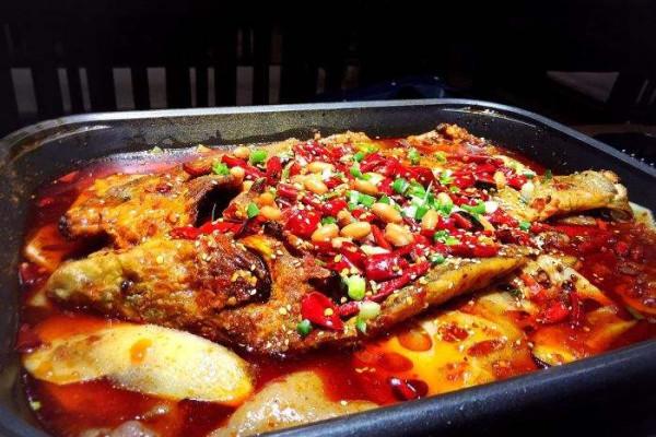 巫溪烤鱼品牌介绍