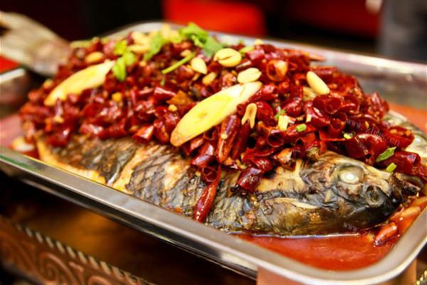 渔跃在线时尚烤鱼品牌介绍