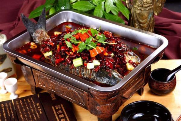 果木碳烤鱼加盟优势