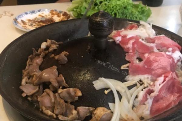 蒙古君王烤肉加盟详情