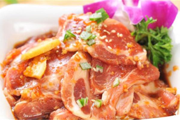 韩汇阁水晶烤肉加盟详情