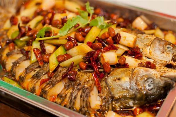 老碗记干锅烤鱼加盟优势