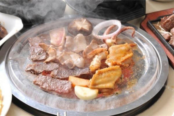 韩汇阁水晶烤肉品牌介绍