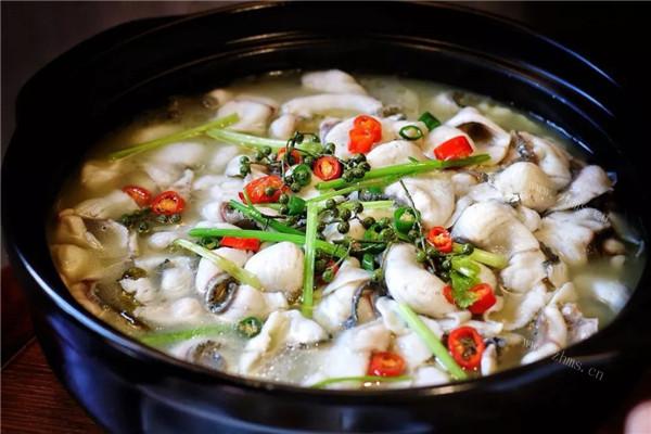 鱼塘酸菜鱼火锅加盟条件