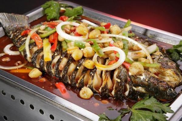 瑞余堂烤鱼品牌介绍