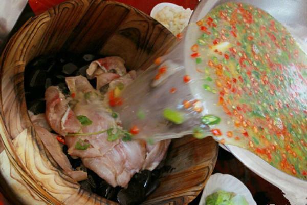 海记原木烤鱼加盟条件