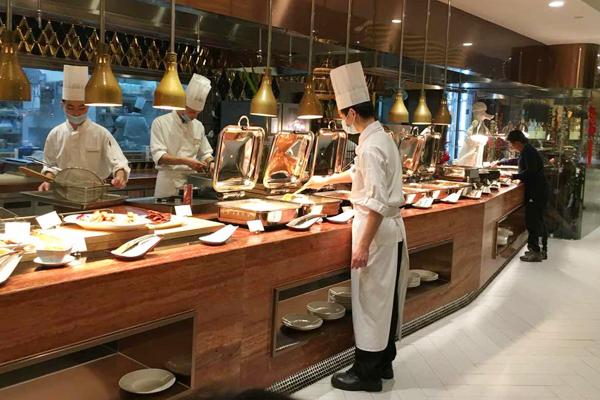开一家海鲜自助餐厅需要多少创业金?