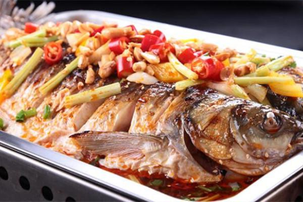 百兴烤活鱼品牌介绍