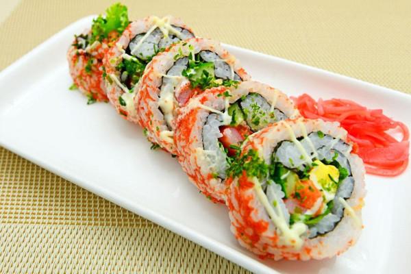和兆外带寿司品牌介绍