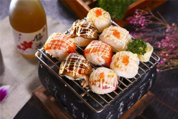 九州卷寿司加盟支持