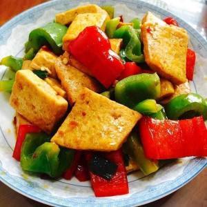 好吃的家常豆腐