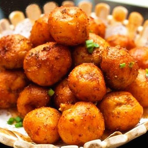 山阿妹炕土豆图3