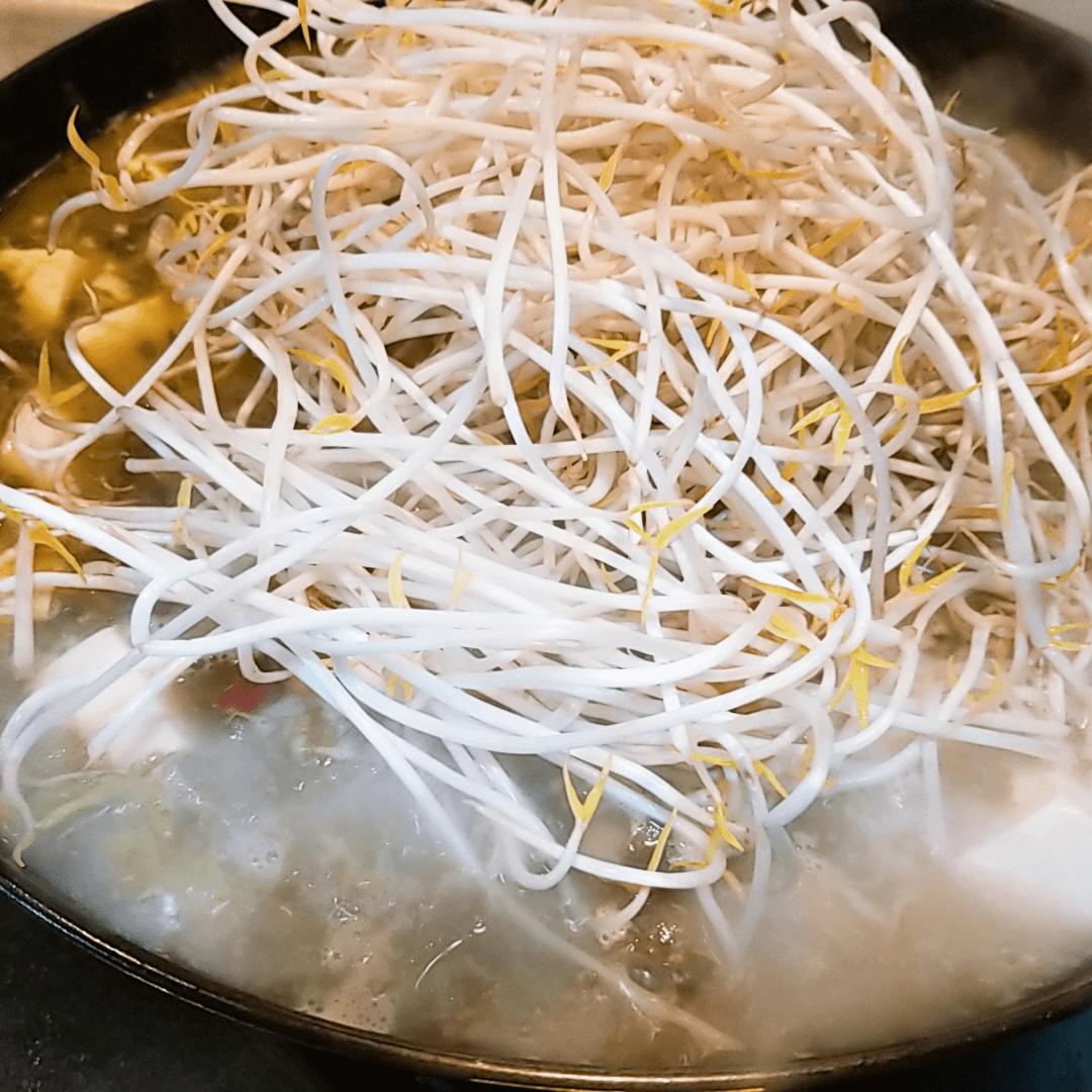 豆腐酸菜鱼的做法图解十