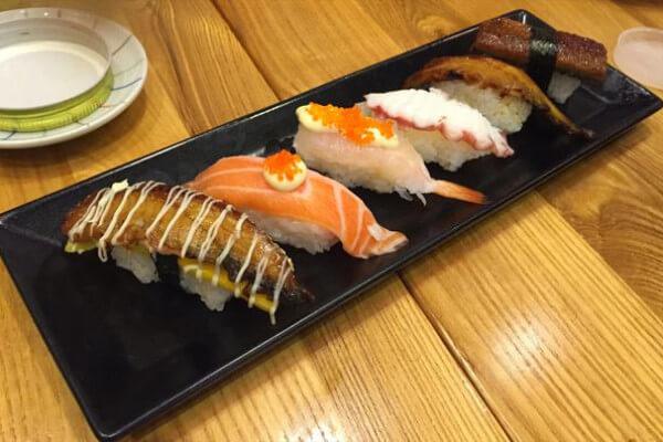 8握寿司项目介绍
