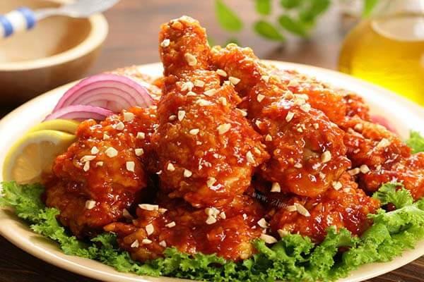 吉先生韩式炸鸡品牌介绍图2