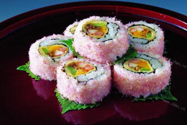鲜道寿司项目优势